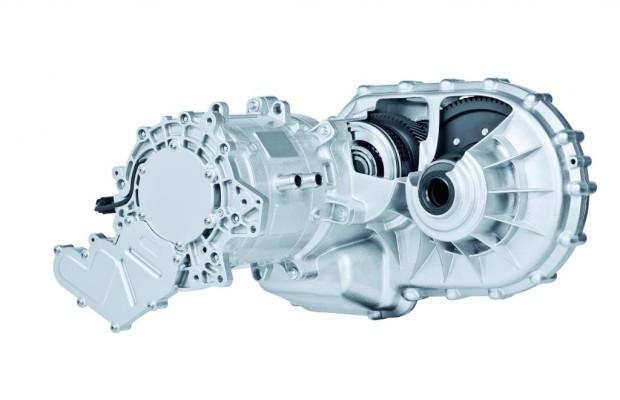 Neues Getriebe für Elektoautos - Ein Zwei-Gänge-Menü