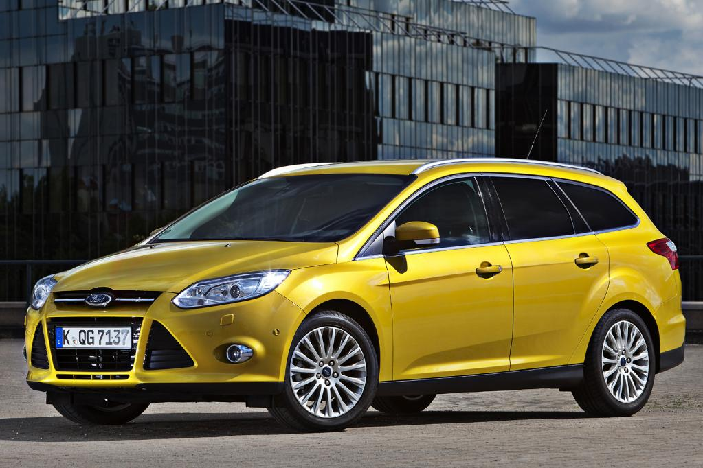Neuwagenfinanzierung: Ford setzt auf die