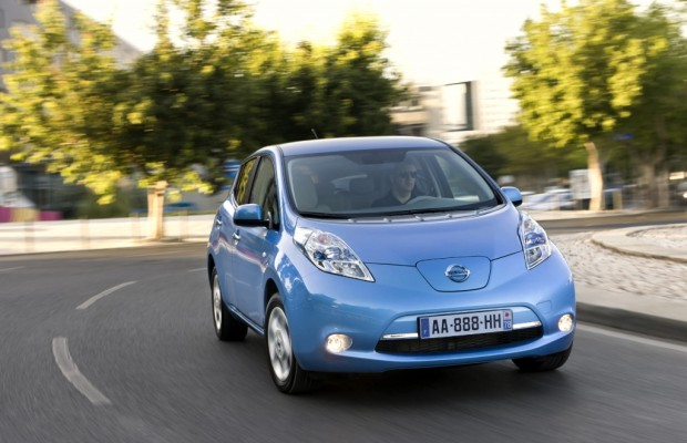 Nissan Leaf kommt im Februar