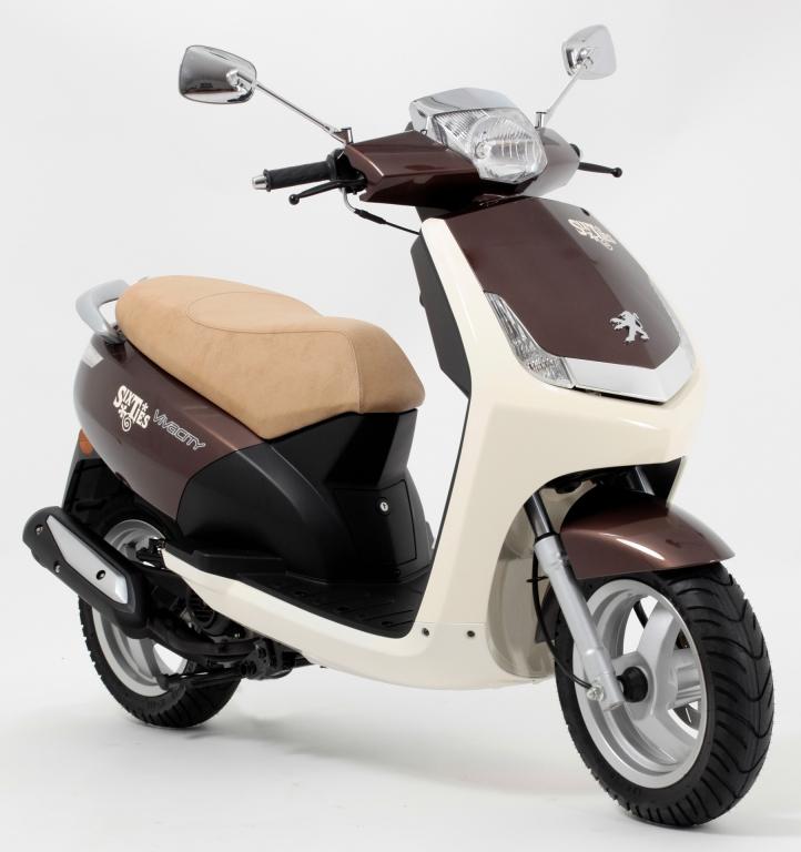 Null-Prozent-Finanzierung für 50-Kubik-Roller von Peugeot