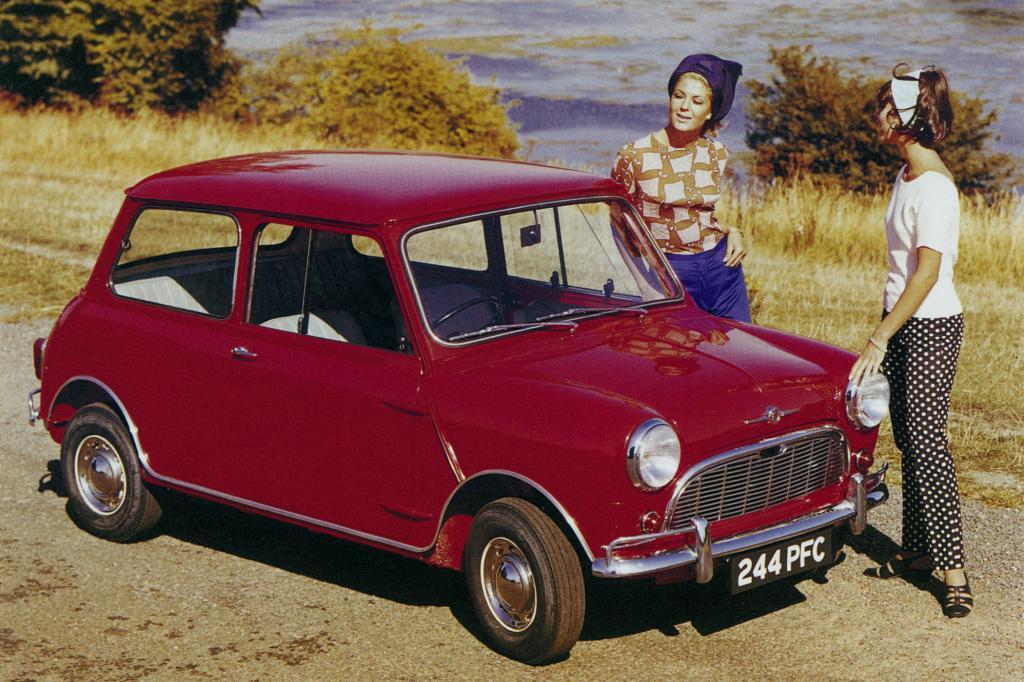 Ohne den Mini wären die heutigen Kleinwagen undenkbar