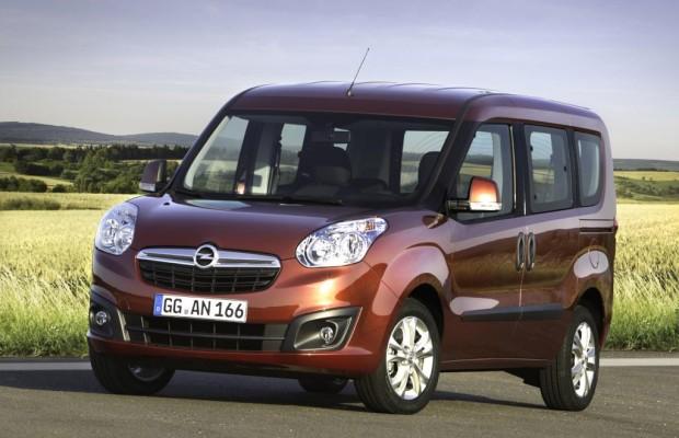 Opel Combo ab 13 750 Euro