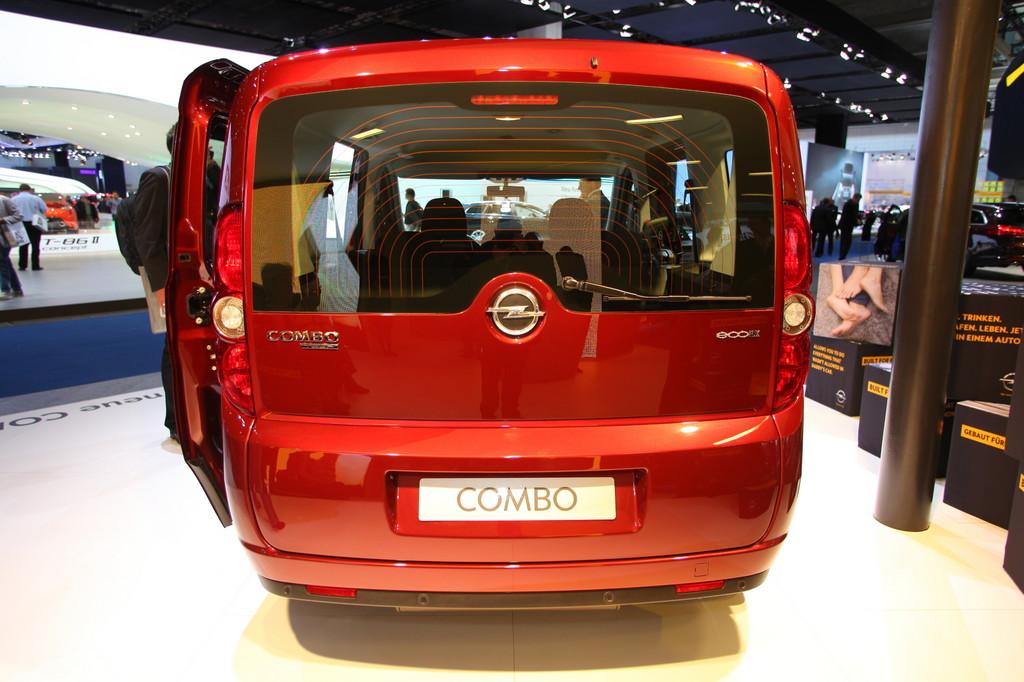 Opel Combo.