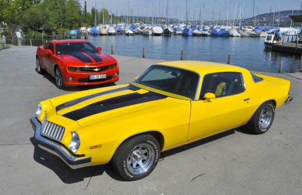 Panorama: Chevrolet Camaro - Der Mythos unter den Musclecars