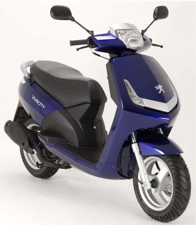 Peugeot: Kleiner Roller ohne Zinsen