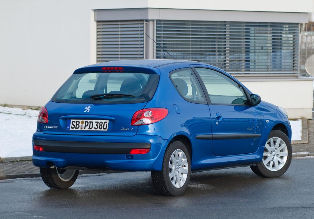 Peugeot legt 206+ Urban Move neu auf
