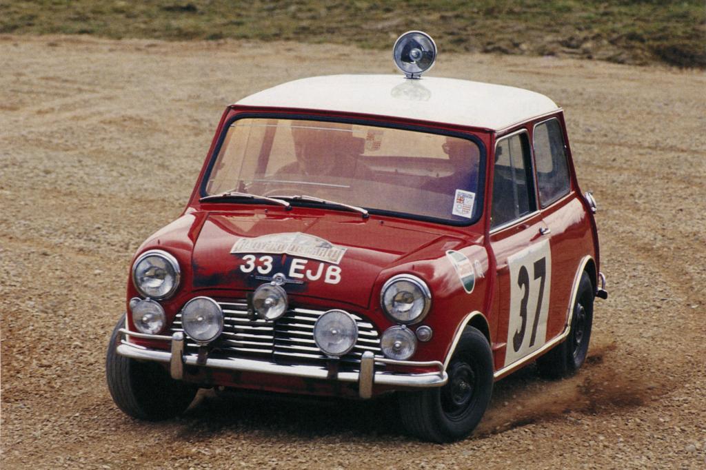 Platz 1: Mini Cooper