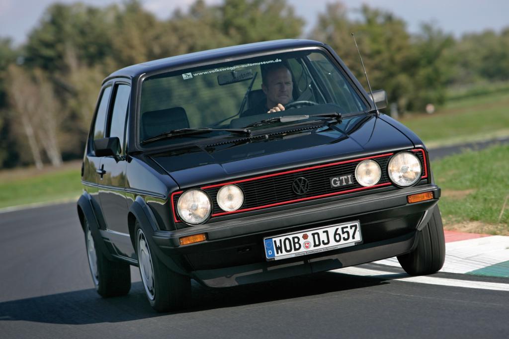 Platz 2: VW Golf GTI