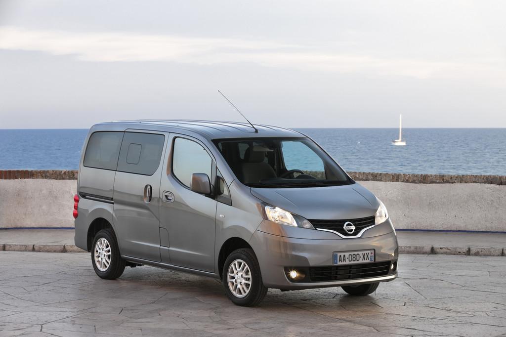 Pressepräsentation Nissan Evalia: Familienkutsche