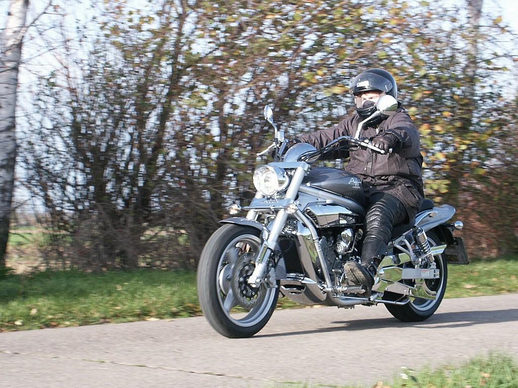 Ratgeber: Motorradfahren im Herbst
