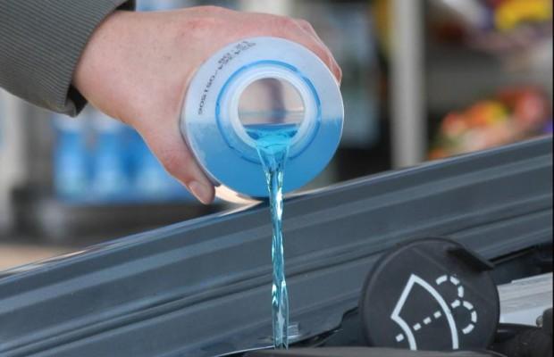 Ratgeber Waschwasser - Frostschutz nicht vergessen