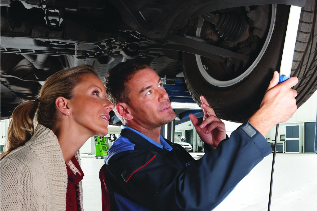 Recht: Werkstatt haftet nicht für Unfallschaden