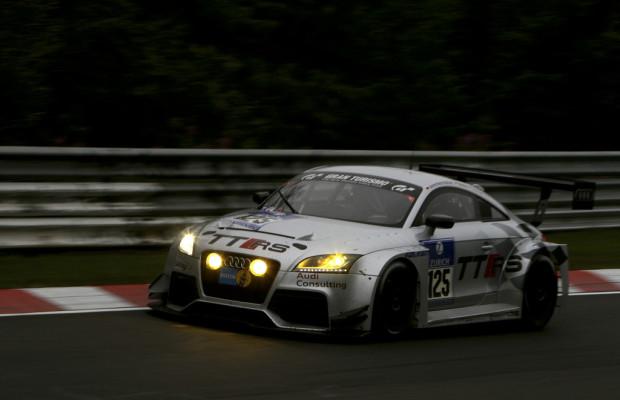 Rennversion des Audi TT RS ab sofort bestellbar