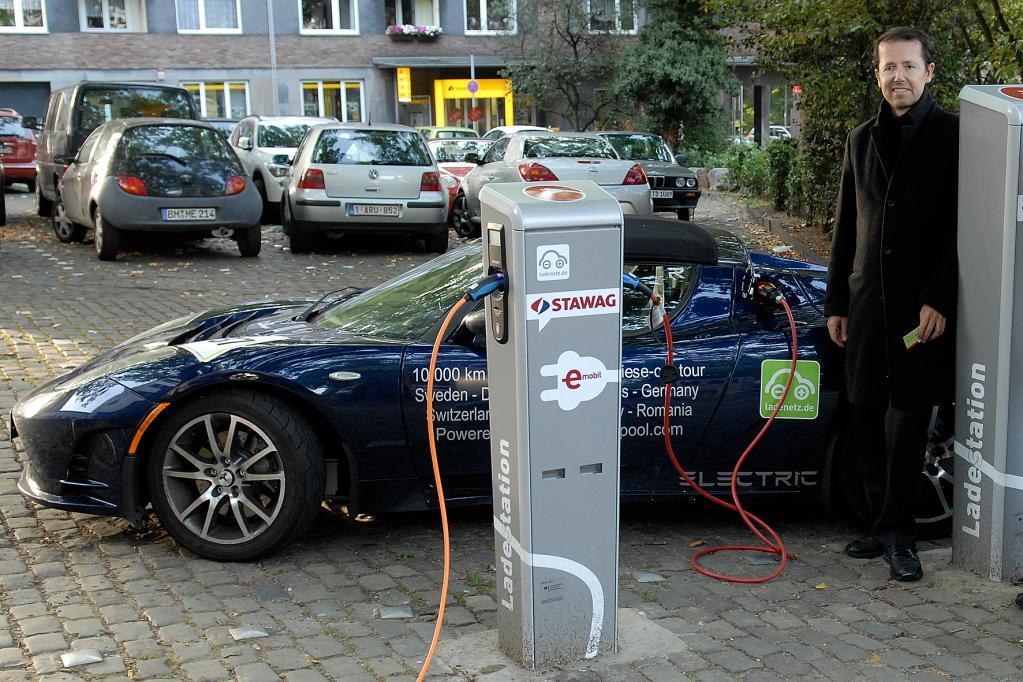 Rumgestromert: Mit dem E-Auto 10 000 Kilometer durch Europa