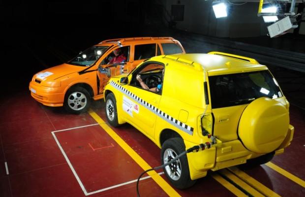 SUV versus Pkw - Risiko für Pkw-Fahrer