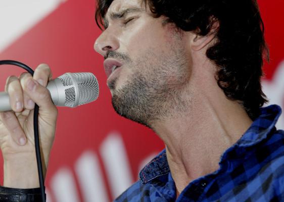 Seat-Markenbotschafter Tom Beck auf Tournee