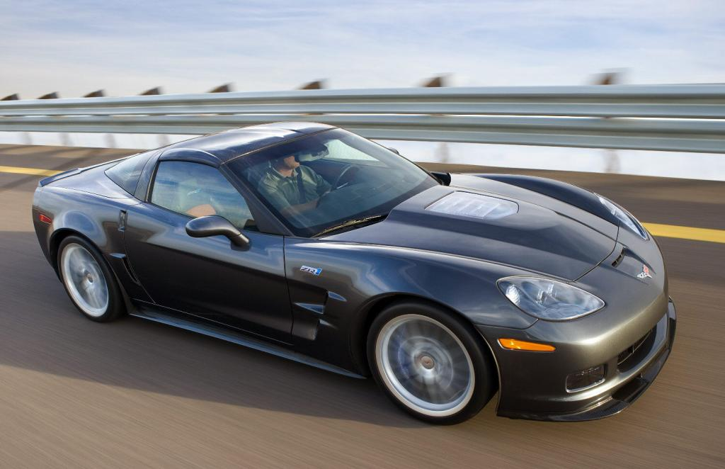 Selbst die mit 3,4 Sekunden schnellere Corvette ZR-1 landet nicht unter den schnellsten fünf Supersportwagen.