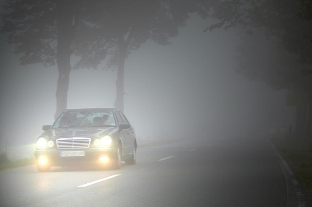 Sicher durch den Nebel