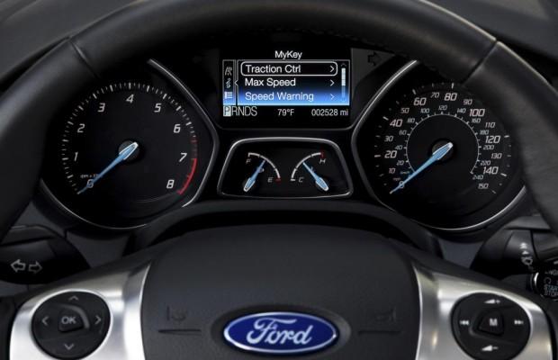 Sicherheits-Zündschlüssel von Ford - Big Mother ist watching you