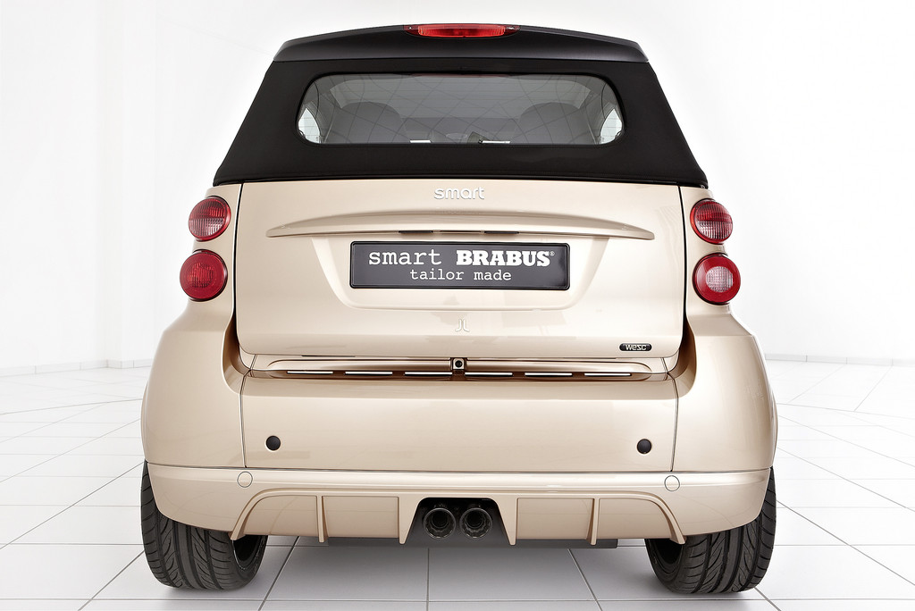 Smart Brabus Tailor Made by Wesc.