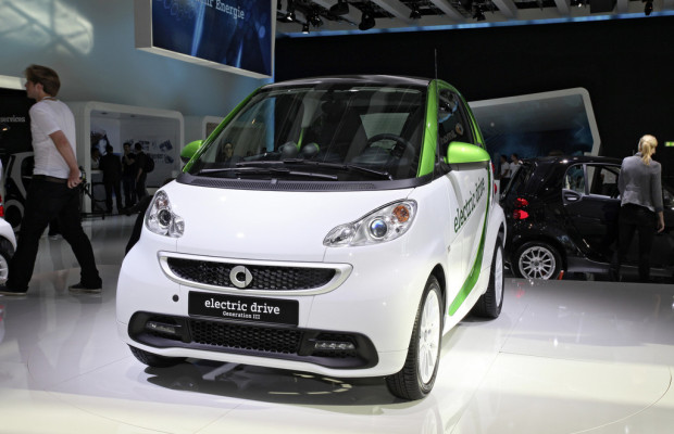 Smart Fortwo Electric Drive nun reif für den Privatkunden