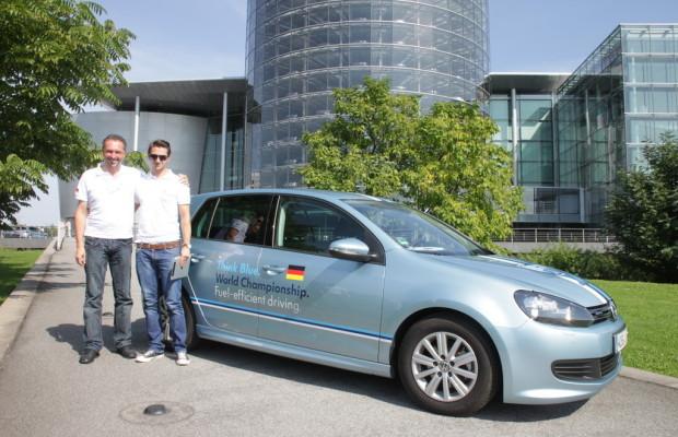 Spritspar-WM von Volkswagen: Den Siegern reichten 3,75 Liter