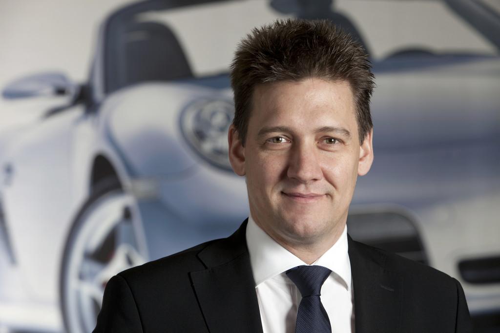 Steiner übernimmt Porsche-Entwicklung