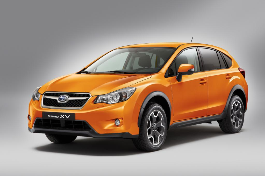 Subaru XV setzt auf Offroad-Charme