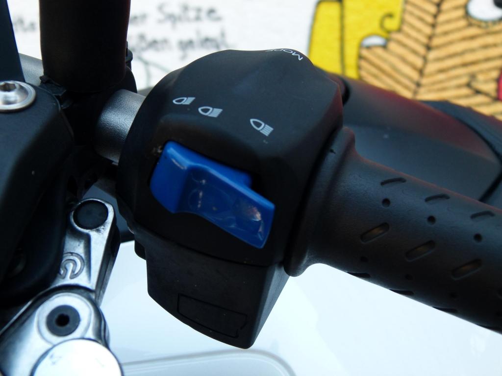 Test: Aprilia Dorsoduro 1200 ABS ATC – Ein geiles Eisen