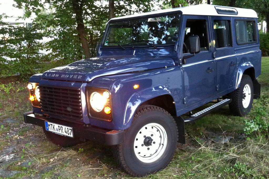 Test: Land Rover Defender 110 Station Wagon - Von altem Schrot und Korn