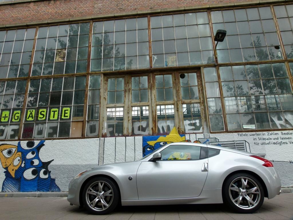 Test Nissan 370Z Coupé – Der Porsche fürs Volk