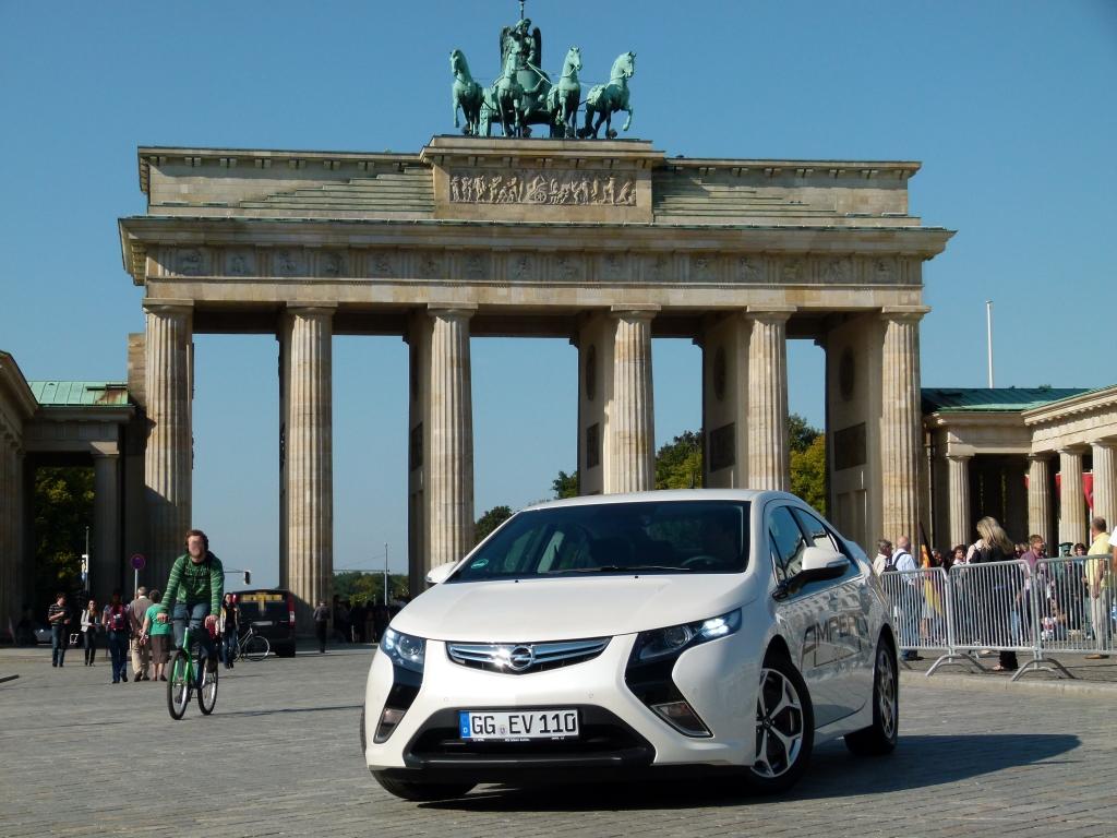 Test Opel Ampera - Komfortabler stromert keiner