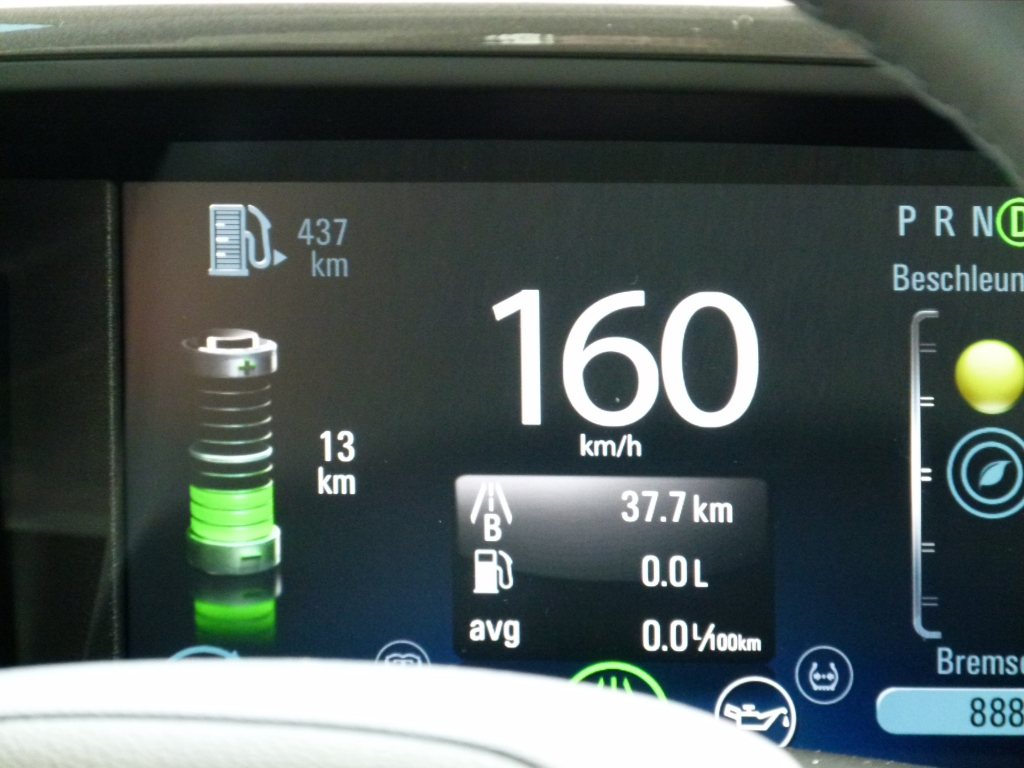 Test Opel Ampera - Stromern ohne Verzicht