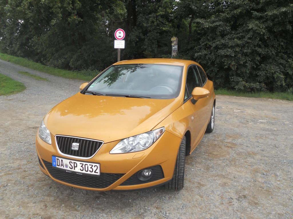 Test Seat Ibiza 1.2 TSI Ecomotive: Spanischer Sympathieträger