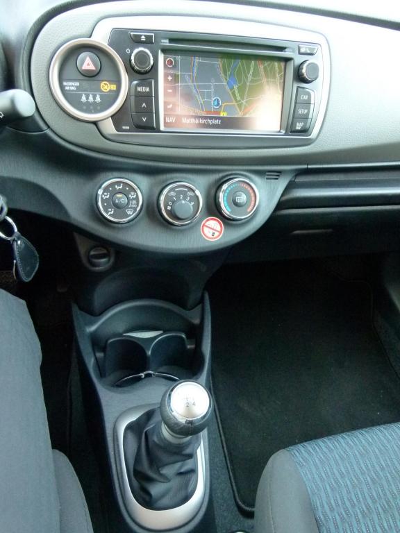 Test Toyota Yaris: Groß ist er geworden