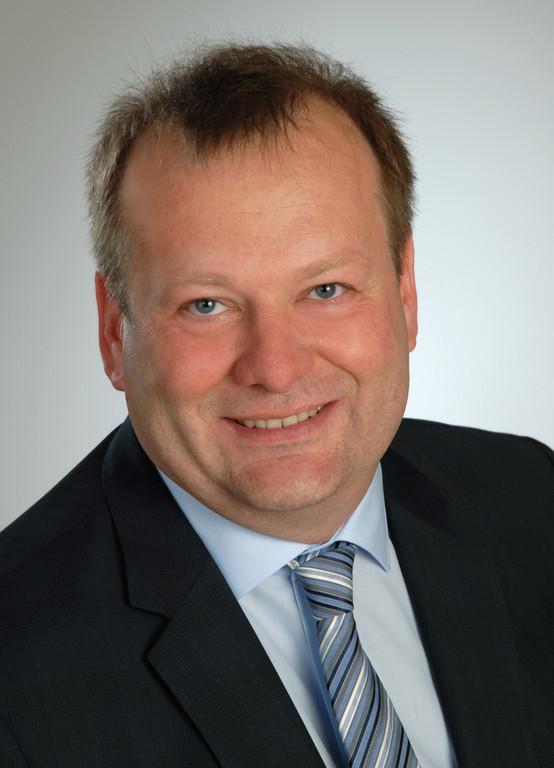 Thorsten Siebert Niederlassungsleiter von TÜV Süd
