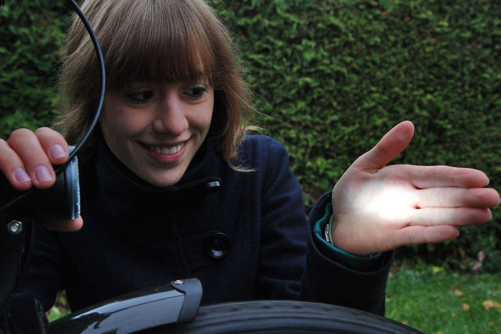 Tipp: Gut beleuchtet in den Fahrrad-Herbst