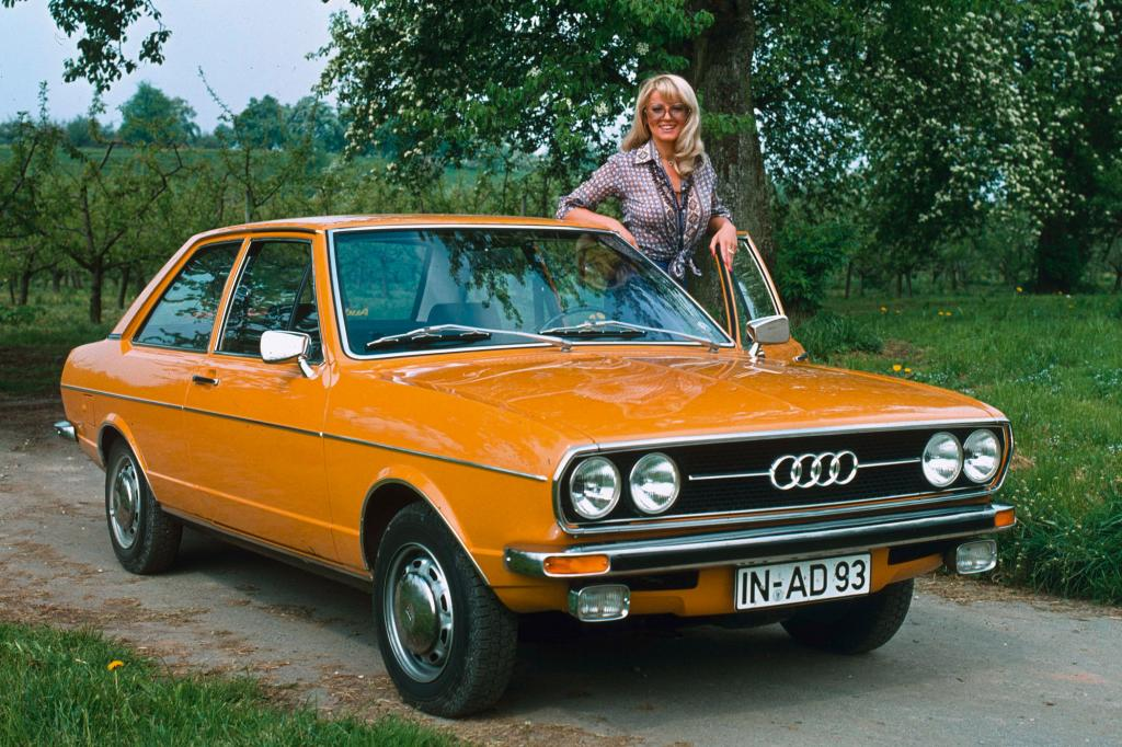 Tradition: 45 Jahre Audi 80 - Neustart mit Nummer 80