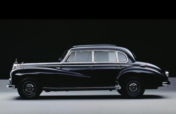 Tradition: 60 Jahre Mercedes-Benz 300 (Adenauer) - Wir sind wieder wer