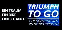 Triumph: Gebraucht-Motorrad-Schnäppchen in Internetbörse zum Saisonende