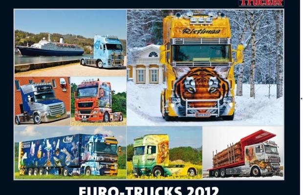 Trucker-Kalender für 2012: Euro- und US-Motive stehen zur Wahl