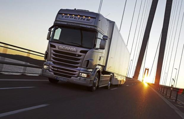 Umweltplakette für ausländische Lkw in Dänemark
