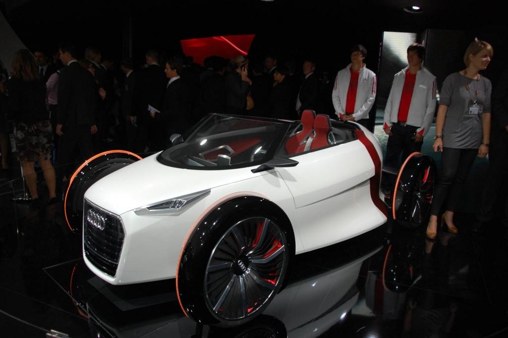 Urban Concept Car Spyder