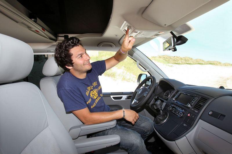 VW California: Daheim ist, wo man parkt