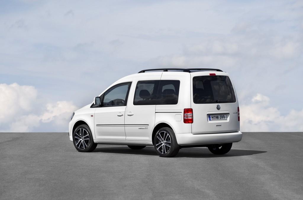 "Volkswagen Caddy ""Edition 30""."