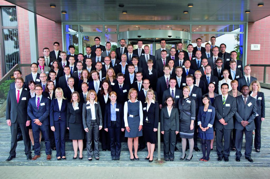 Volkswagen-Konzern betreut 400 Doktoranden