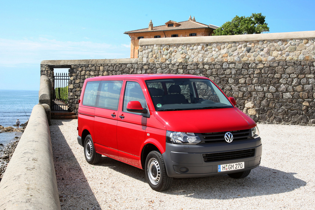 Volkswagen bietet T5-Aktionsmodell an