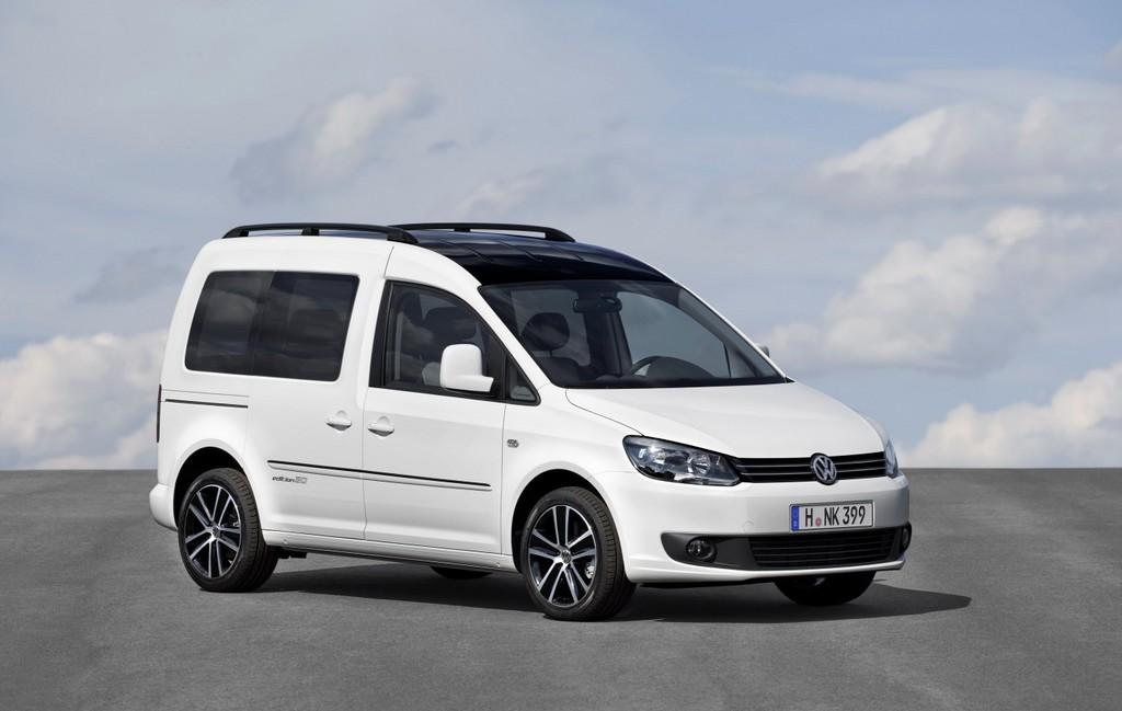 Volkswagen bringt Sondermodell Caddy