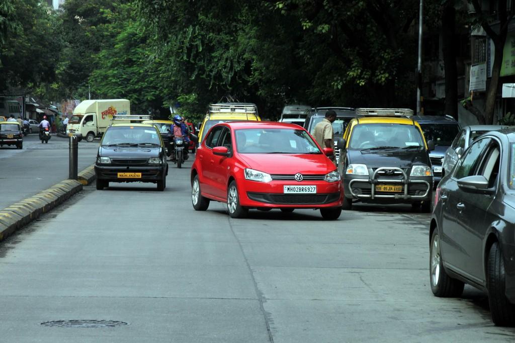 Volkswagen in Indien auf Erfolgskurs