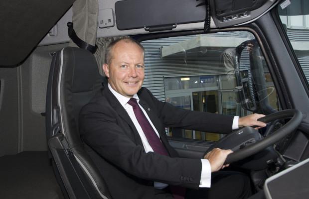 Volvo eröffnet viertes Truck-Center bei Berlin